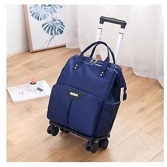 Matkustaa liikkuva matkalaukku matkalaukku laukku