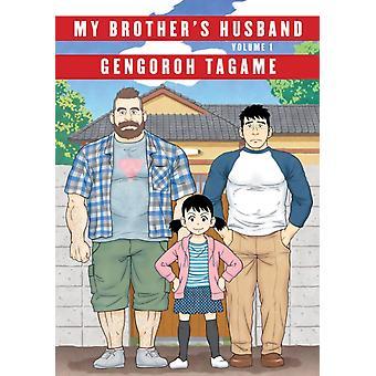 My Brothers Husband Volume 1 av Gengoroh Tagame &Oversatt av Anne Ishii
