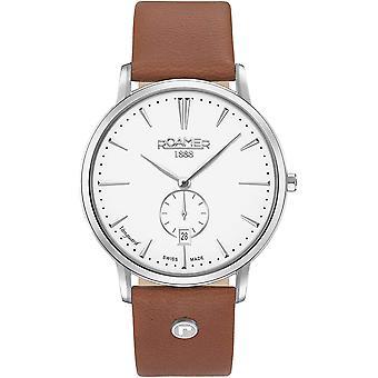 Roamer watch vanguard slim line 980812 41 25 09