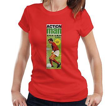 Action Man Sportsman Women's T-Shirt