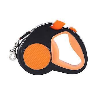 Retractable dog leash nylon durable non-slip pet supplies ps19