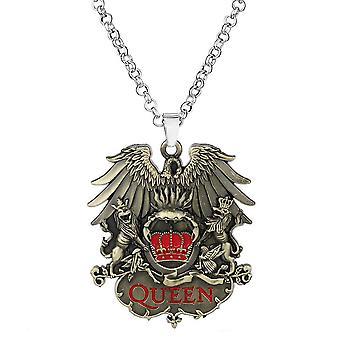 Rock Band Queen Necklace Pendant