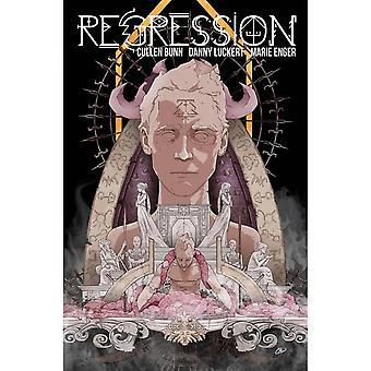 Regressionsvolym 1: Way Down Deep av Cullen Bunn (Paperback, 2017)