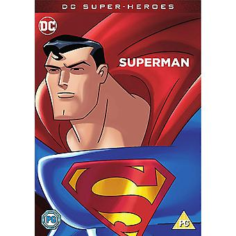 Superman - DC Super Heroes DVD