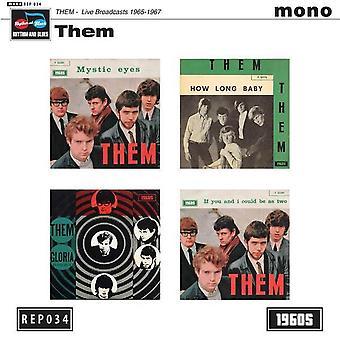 Dem – Direktesendinger 1965-67 Vinyl