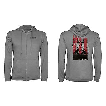 Call of Duty: Black Ops Cold War Hooded Sweater Locate & Retrieve Size L