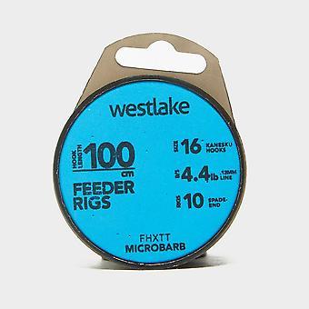 New Westlake Feeder Hooklengths 39 Plain 12 Blue