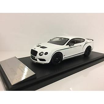 Almost Real 430401 Bentley Continental GT3-R 2015 White 1:43 Scale