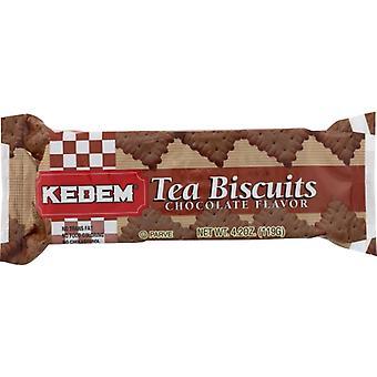 Kedem Tea Biscuit Choc, Case of 24 X 4.2 Oz