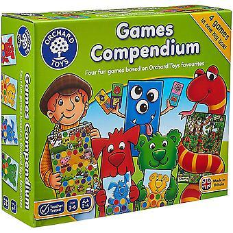 Orchard Toys Games Compendium