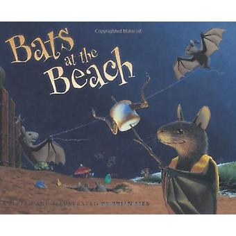 Murciélagos en la playa de Brian se encuentra
