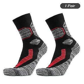 Sokker unisex ski sokker anti slip sportspræstation termisk bomuld trekking sokker