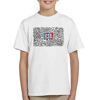 ICEE Fun Kid's T-Shirt