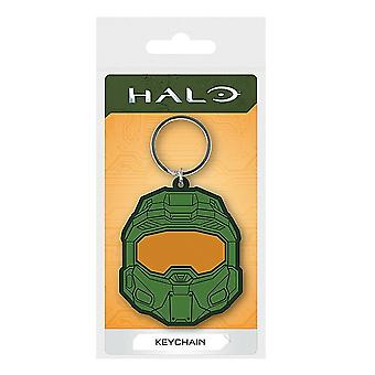 Halo Rubber Master Chief Keyring