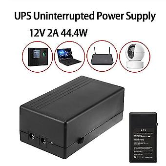 12v 2a 44.4w Security Standby Netzteil -ups UnterbrechungBackup Mini