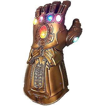 Thanos Infinity Gauntlet Led Gem Handschoen Figuur Cosplay Kids Toy