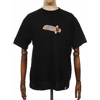 Carhartt WIP Chocolate Bar T-shirt - Zwart