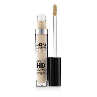 Make Up For Ever Ultra HD Light Capturing Self Setting Concealer - # 22 (Sand Beige) 5ml/0.16oz