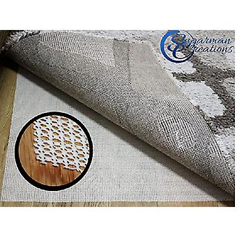 Rug pads spura home non slip 6x9 floor cover underlay white area rug pad