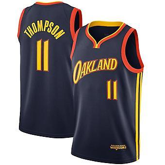 NBA Golden State Warriors Klay Thompson Jersey Basketball Jersey Sport Paidat Hihaton T-paita