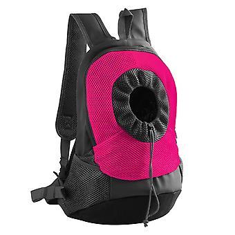 2020 New Pet Carrier Dog Bag Backpack Bleathable Mesh Puppy Shoulder Bag Cat Chest Bag
