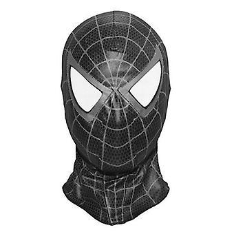 Spider Man Supersankari Cosplay Bandana Party Carnival Full Head Mask