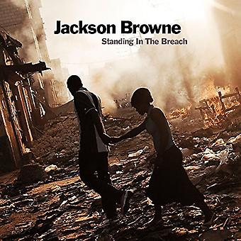 Jackson Browne - Standing in the Breach [Vinyl] USA import