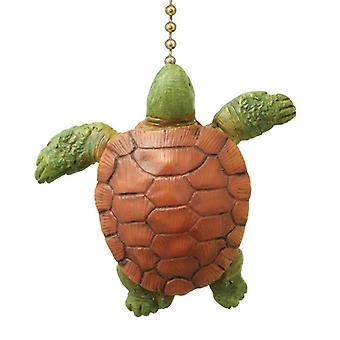 Coastal Ocean Sea Turtle Baby Decorative Ceiling Fan Light Pull