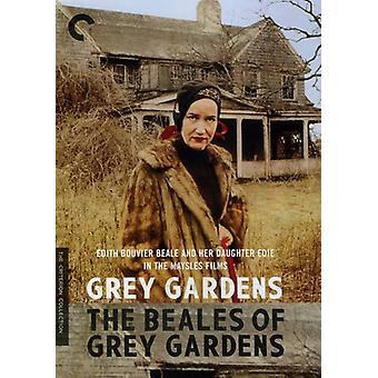 Grå hager & Beales [DVD] USA import
