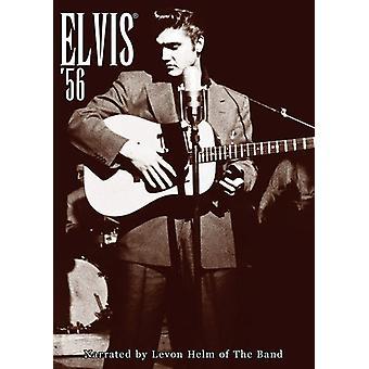 Elvis '56 [DVD] USA import