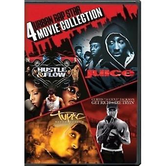 Rap Pack [DVD] USA import