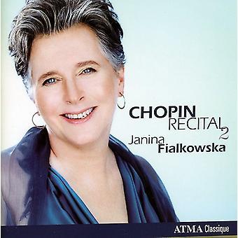 F. Chopin - Chopin Recital 2 [CD] USA import