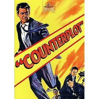 Counterplot [DVD] USA import