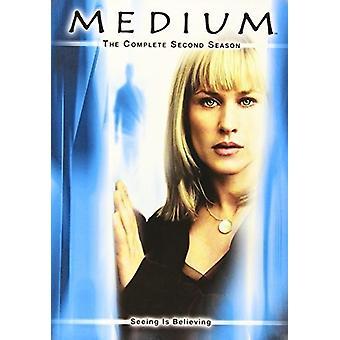 Mittlere -Ssn 2 [DVD] USA importieren
