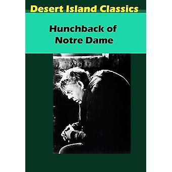 Hunchback of Notre Dame [DVD] USA import