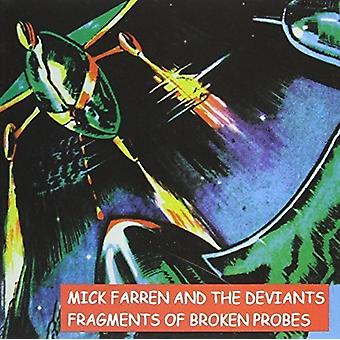 Deviants - importer des Fragments de Broken sondes [CD] é.-u.