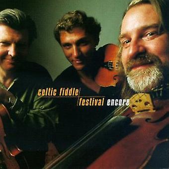 Celtic Fiddle Festival - Encore [CD] USA import