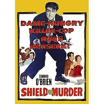 殺人事件 (1954 年) 【 DVD 】 USA 輸入用シールド