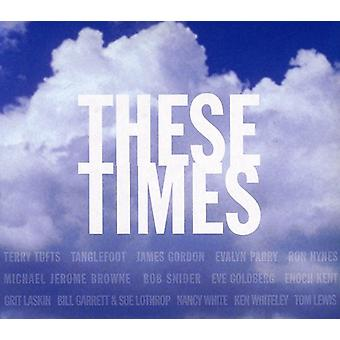 These Times - These Times [CD] USA import