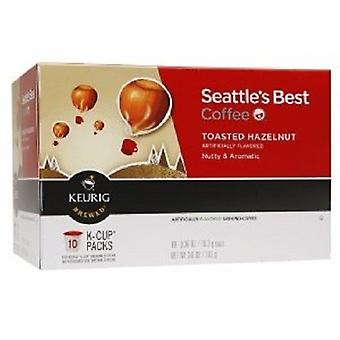 Seattle's Best Coffee Toasted Hazelnut Keurig K-Cups