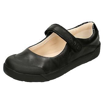 Jenter Clarks skole sko Lil Folk Bud