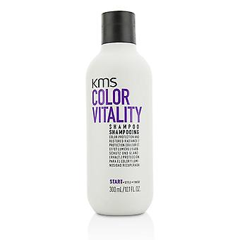 Kms California Color Vitality Shampoo (color Protection And Restored Radiance) - 300ml/10.1oz