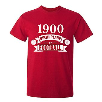 Bayern München Birth Of Football-T-Shirt (rot)