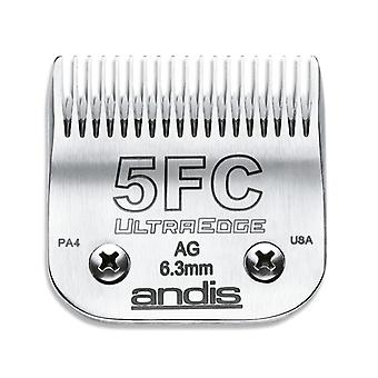 Andis UltraEdge Universal Grooming Clipper A5 Type Snap On Blade  - No. 5F