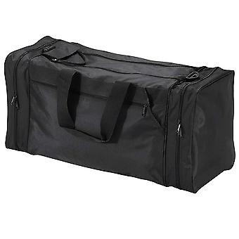 Quadra Unisex Jumbo Holdall Large Sports Bag Black,Navy One Size