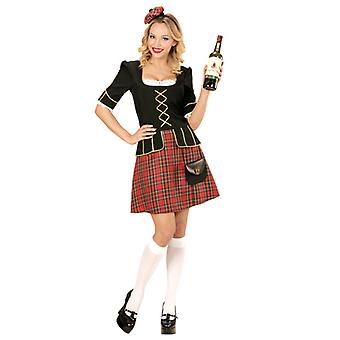Scotswoman Costume