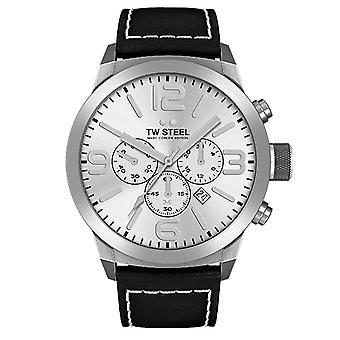 TW stål herre se Marc Coblen Edition TWMC60 wrist watch læder band