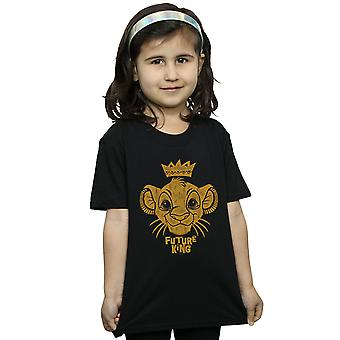 Disney flickor Lion King Future King T-Shirt