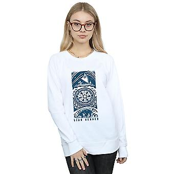 Disney Frauen Moana Star Reader Sweatshirt