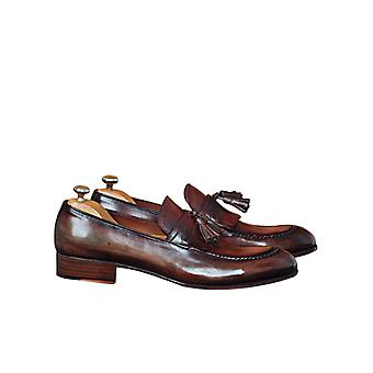 Handcrafted Premium Leather Luca Loafer Shoe